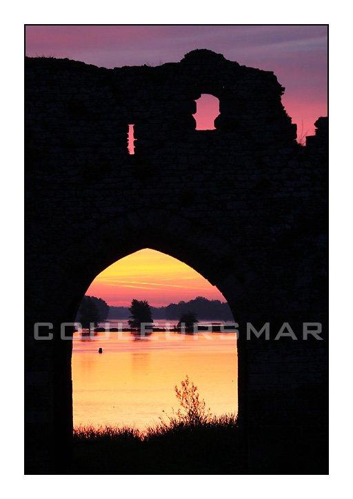 Photo,La Loire,Photo,Champtoceaux,Photo de la Loire,Oudon,Erik Brin,Photographe,Champtoceaux,Lever du soleil sur la Loire,Lever du jour sur la Loire