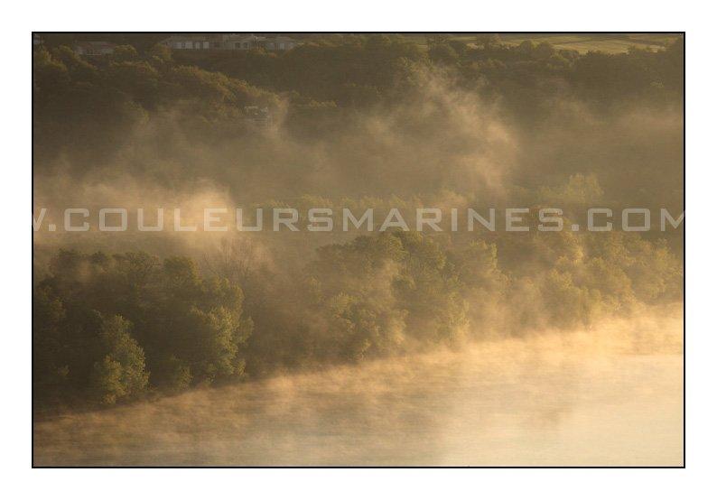 Photos de la Loire dans la brume,Photos de la Loire dans la brouillard,Photos de la Loire,Brume,Brouillard,Erik Brin,Photographe,Champtoceaux