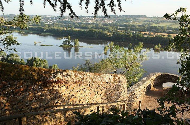 Champtoceaux, Village des bords de Loire et photos de Champtoceaux