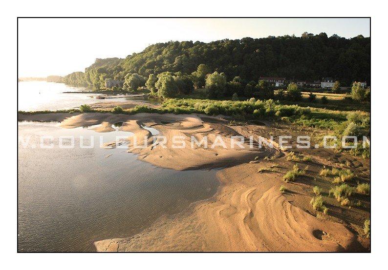 La Loire, Photos de la Loire, Bancs de Sable, Champtoceaux, Photos, Erik Brin, Photographe à Champtoceaux,