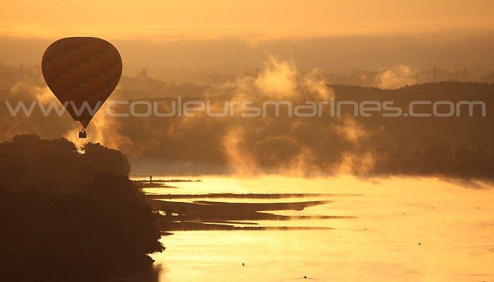 Photos de la Loire, Photos de mongolfieres, Photos, La Loire, Mongolfieres, Erik Brin, Photographe, Champtoceaux