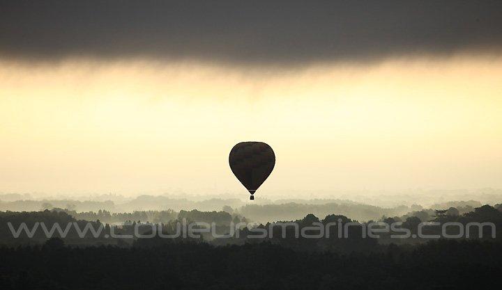 Photos, La Loire, Mongolfiere, Photos de mongolfieres, Photos de la Loire, Erik Brin, Photographe, Champtoceaux,