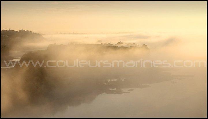 photo, la loire, champtoceaux, oudon, brume, brouillard, photos de la loire, loire atlantique, maine et loire, erik brin, photographe