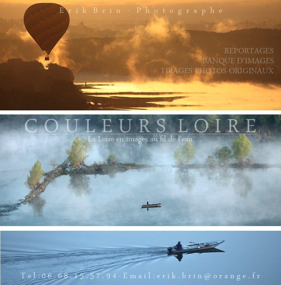 Photos, la Loire, photographe, paysages, Loire Atlantique, Maine et Loire, campagne, nature, photos de la Loire, montgolfières, Erik Brin, Champtoceaux, Oudon
